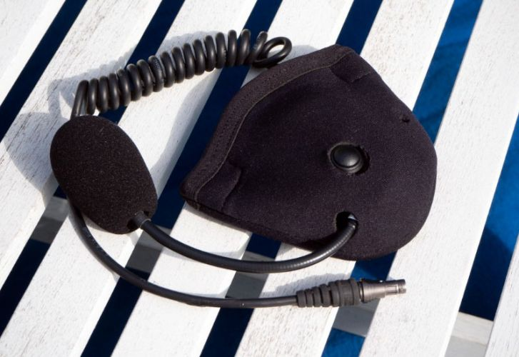 Helmet-Integrated Professional Sailor Headset – Frank